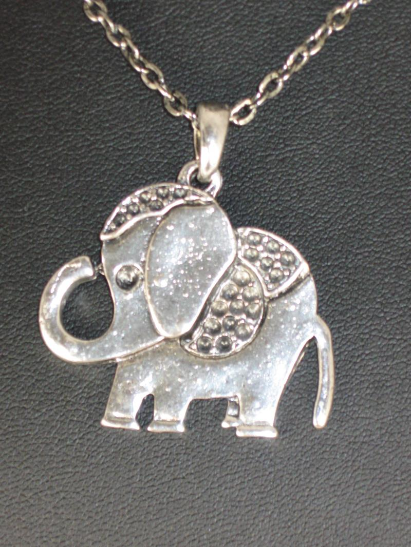 Gorgeous Elephant Necklace