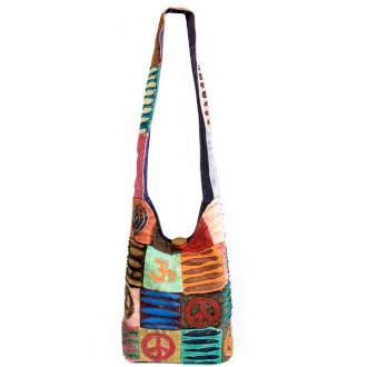 Classic Peace Sling Bags (asst des)