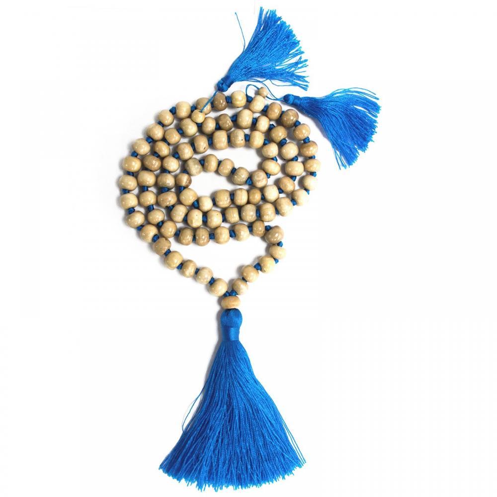 Bali Tassel 70 cm Blue