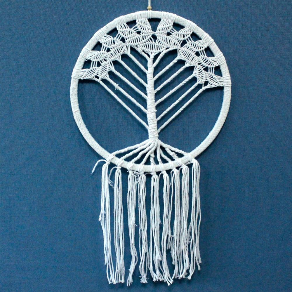 Tree of Life Dreamcatcher - Huge 42cm