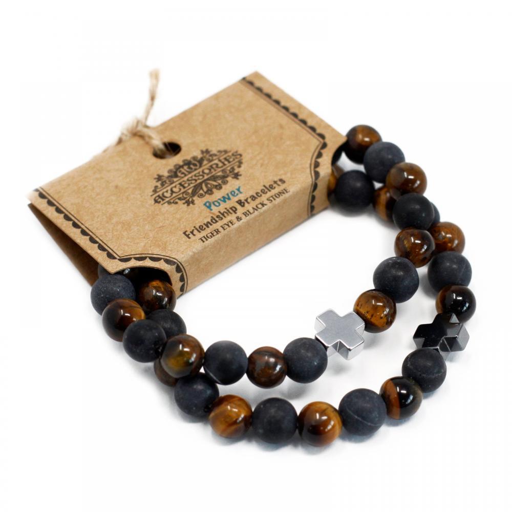Gemstones Friendship Bracelets - Power
