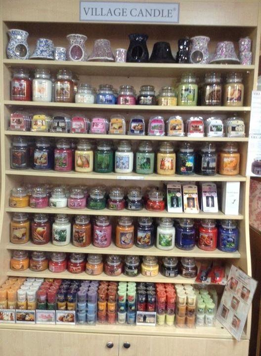 Huge Range of Village Candles and Accessories