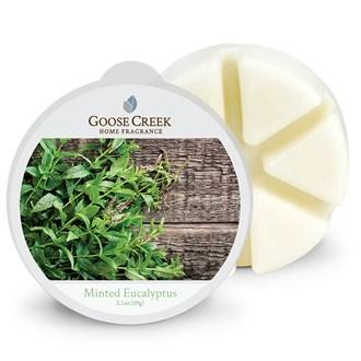 Minted Eucalyptus Goose Creek Scented Wax Melts