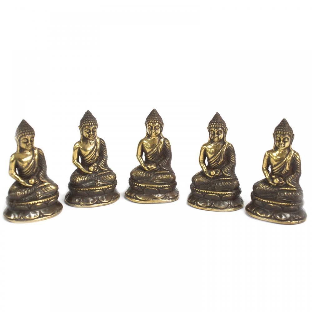 Mini Meditating Sitting Buddha