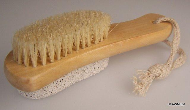 Pumice Backed Brush