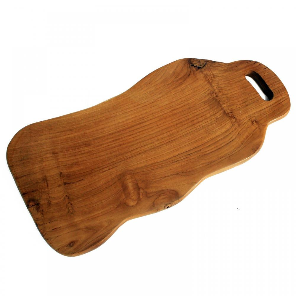 Teak Chopping Board - 50cm