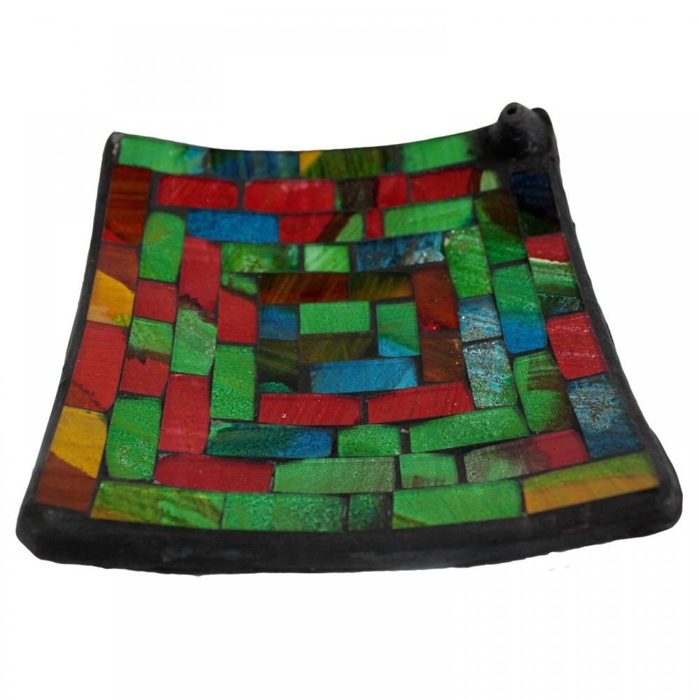 12cm Square - Jazzy