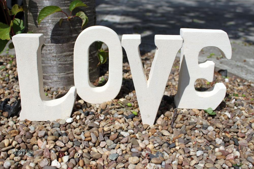 Stone Word - LOVE  (4)