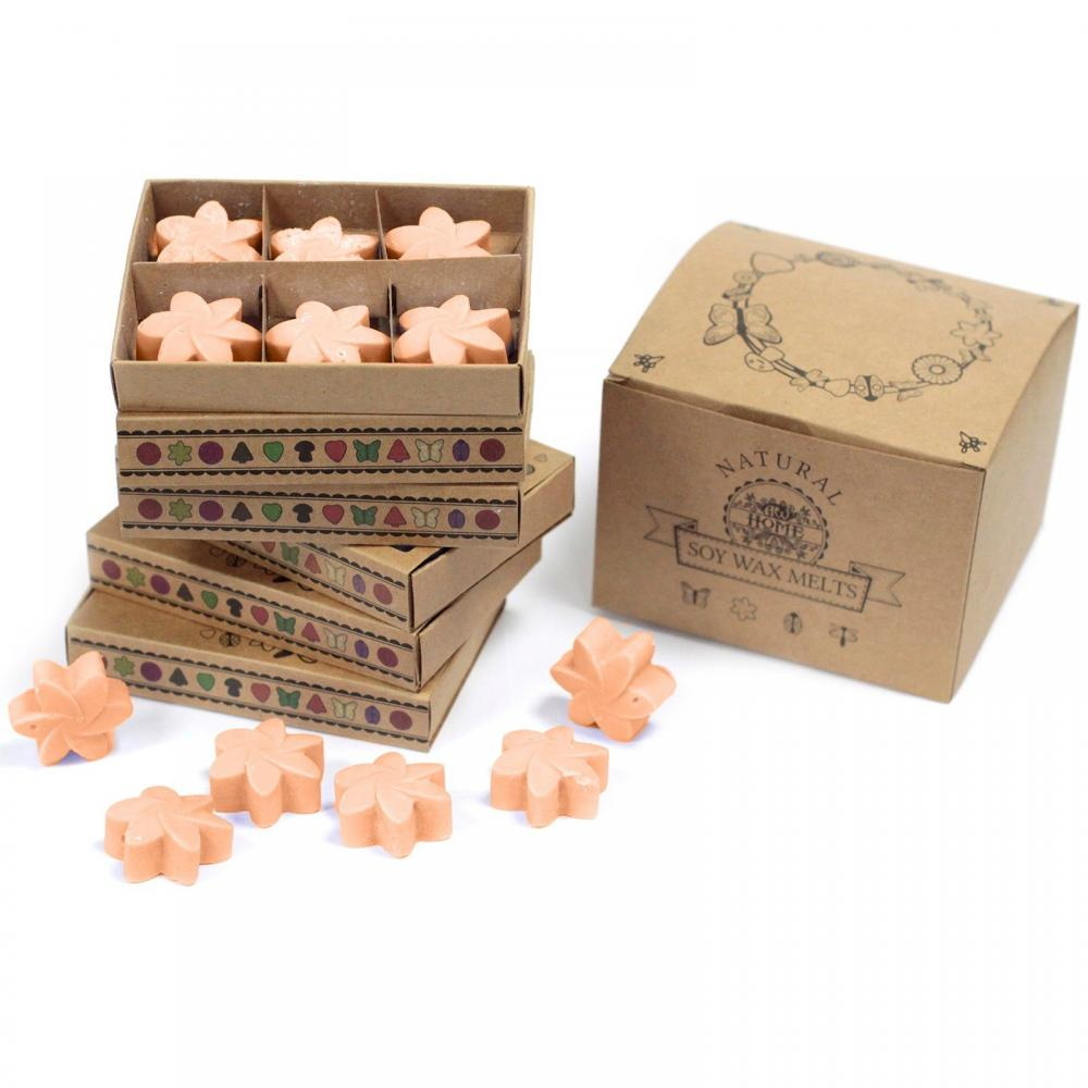 Box of 6 Wax Melts - Tuberose