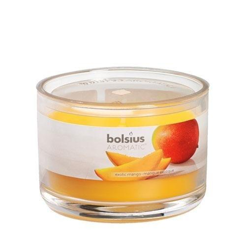 Aromatic Scented Candle Jars - Exotic Mango