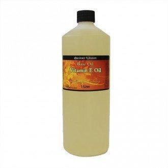 Natural Vitamin E Oil - 1 Litre