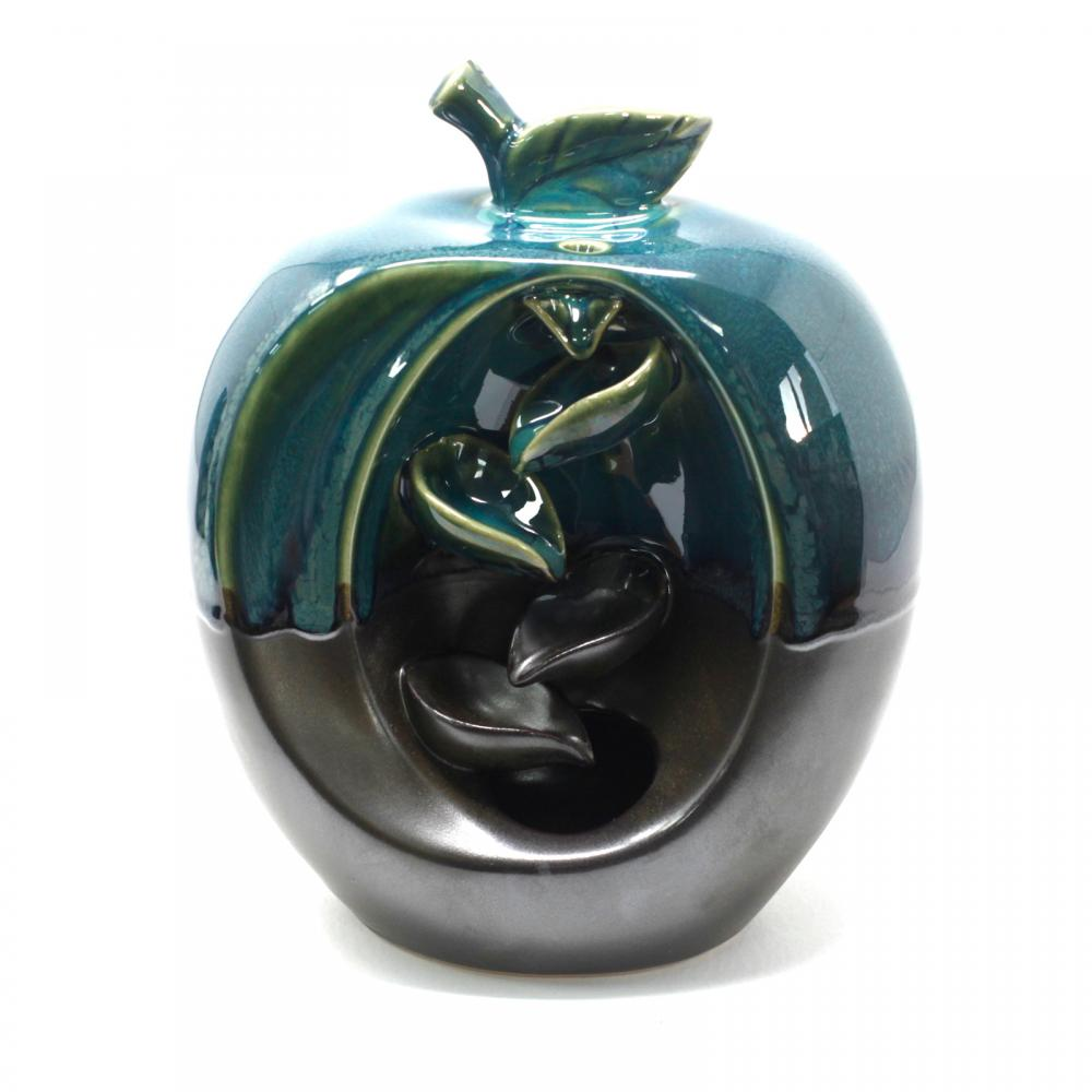 Backflow Incense Burner - Apple Burner