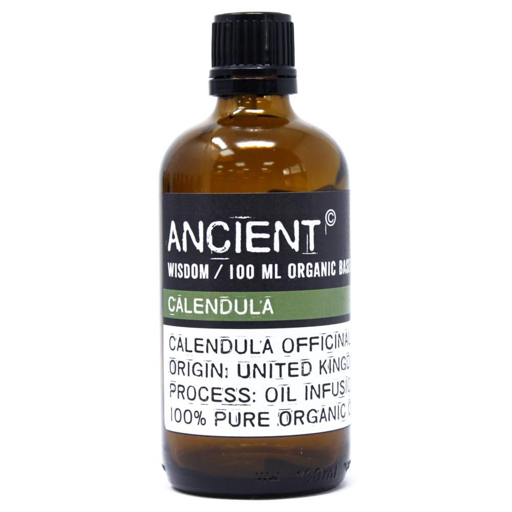 Calendula Organic Base Oil - 100ml