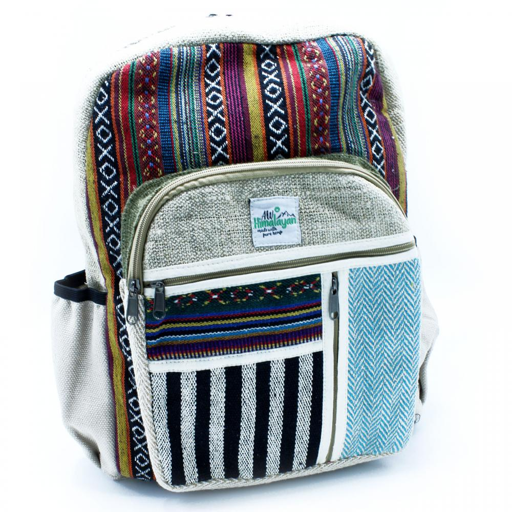 Large Backpack - Straight Zips Style