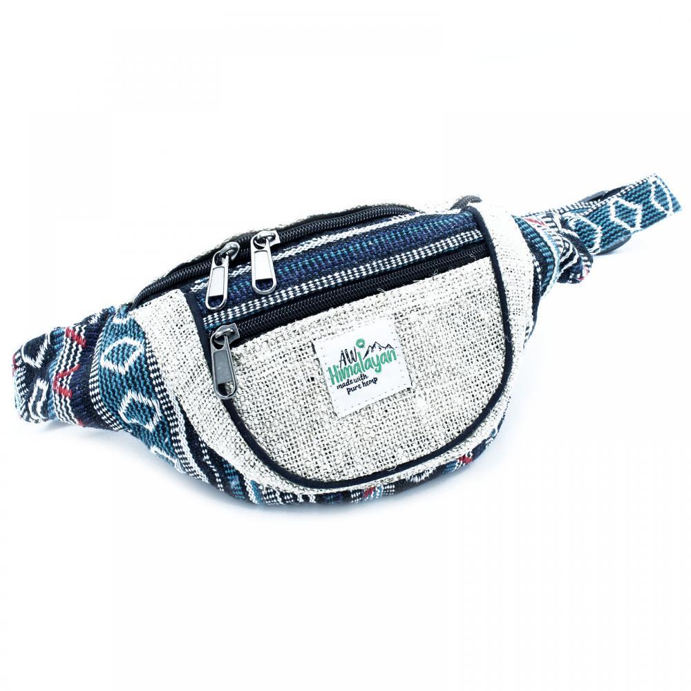 Bum Bag - Hemp & Cotton (assorted)