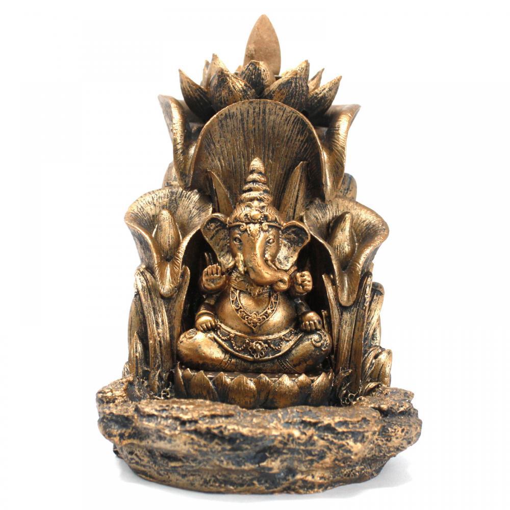 Ganesh Backflow Incense Burner