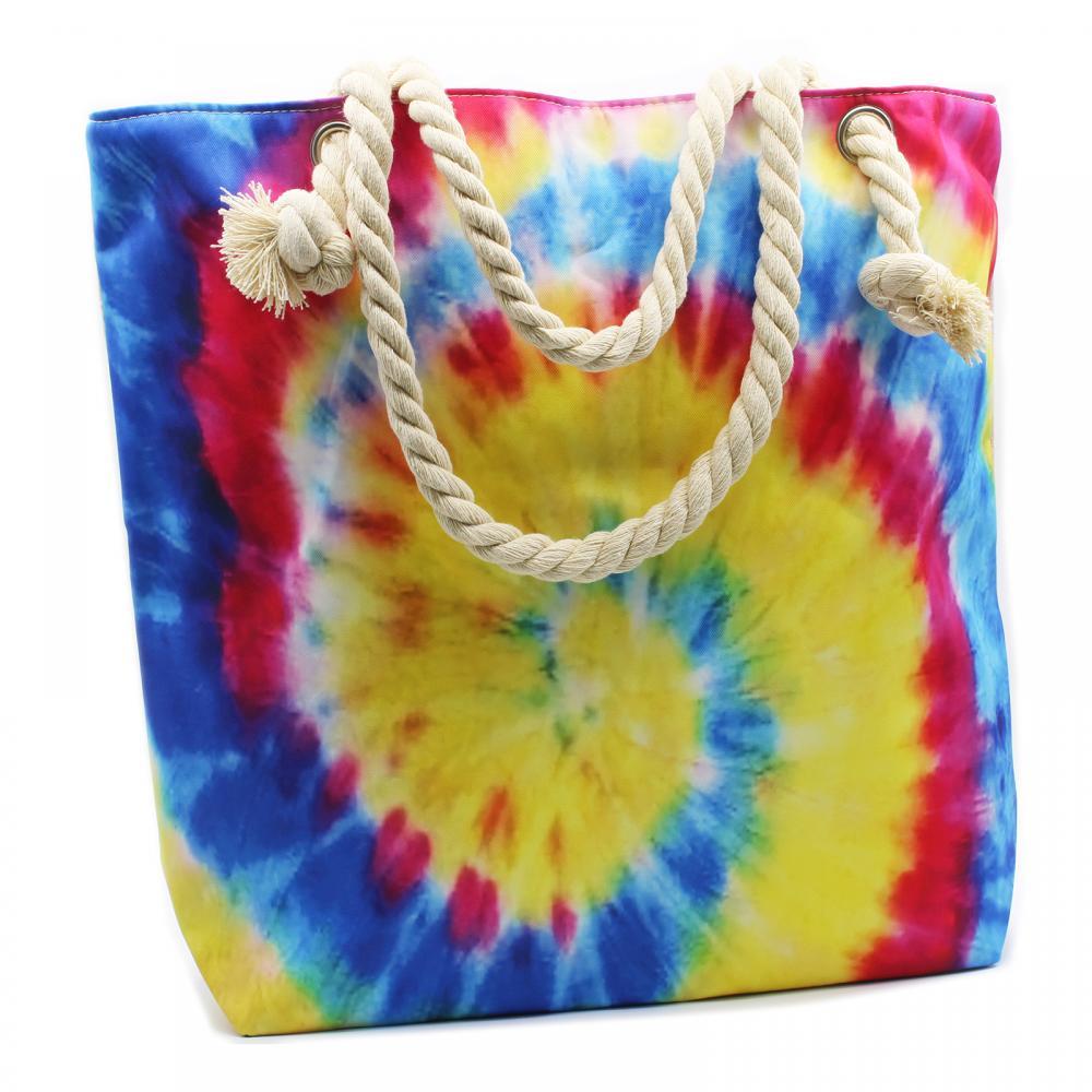 Psychedelic Splash Bag - Sunburst Dream