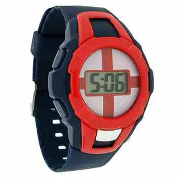 St Georges Digital Watch with Quartz Accuracy