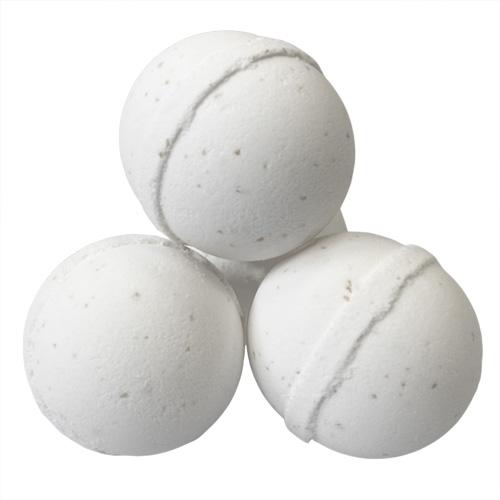 Cold & Flu Bath Bomb with bath salts