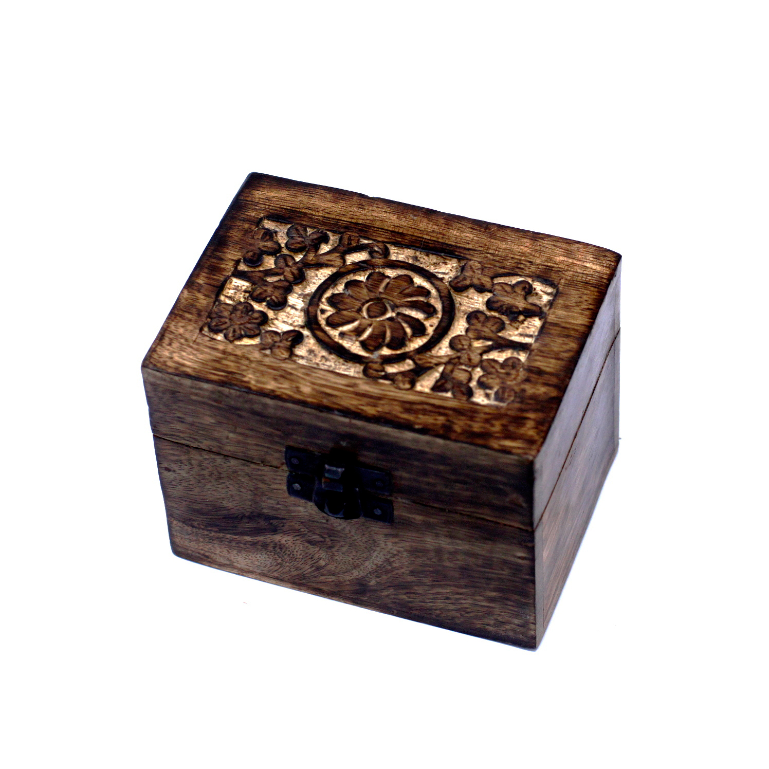 Mango Aromatherapy Box - Floral (holds 6)