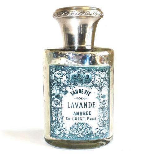 Lavende Perfume Bottle