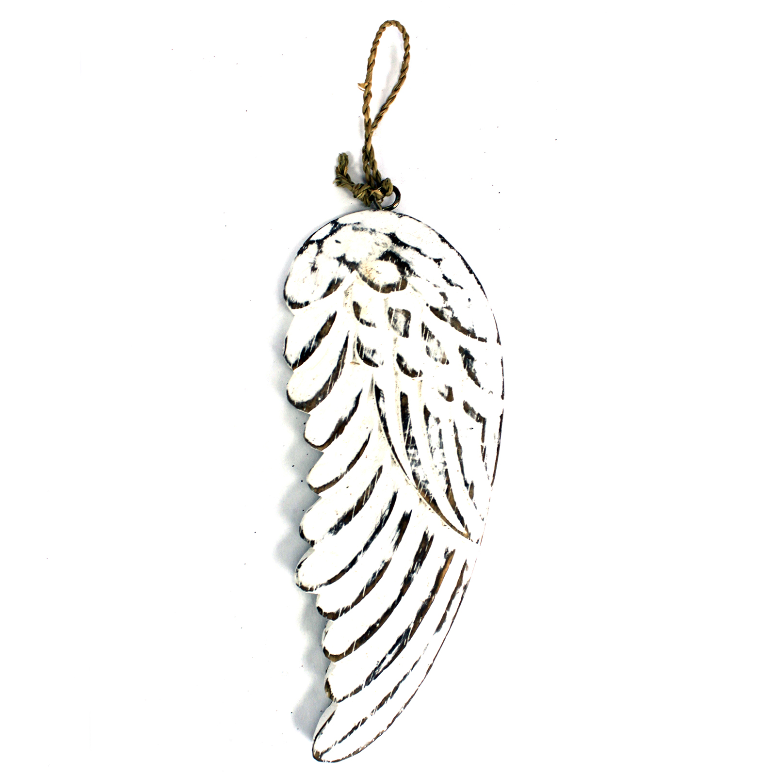 Hand Crafted Small Angel Wing - 18cm