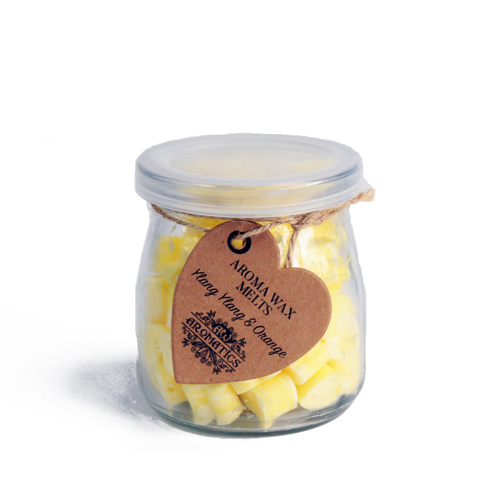 Aroma Wax Melts - Ylang Ylang & Orange