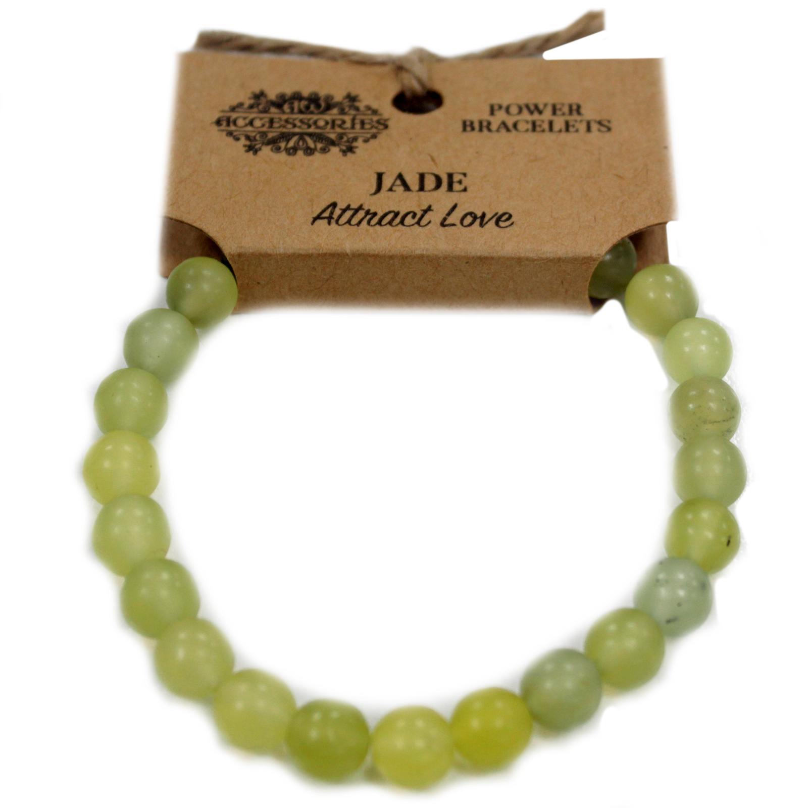 Power Bracelet - Jade