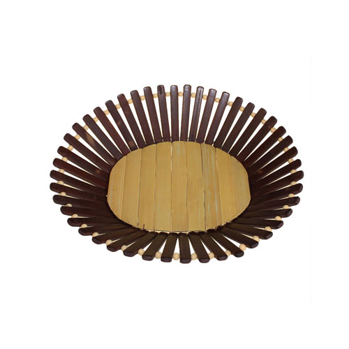 Bamboo Baskets - Small Oval