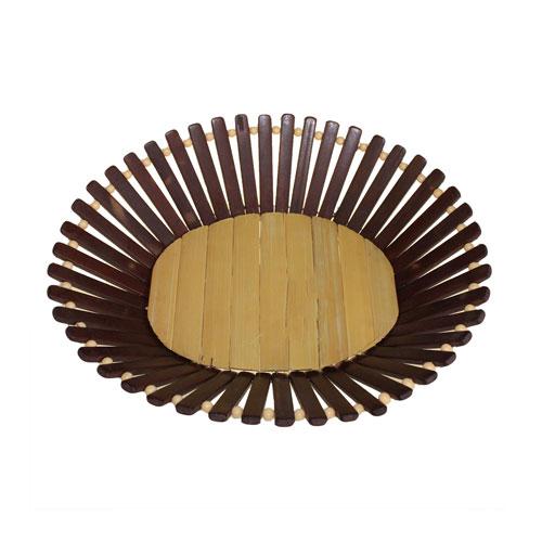 Bamboo Baskets - Medium Oval