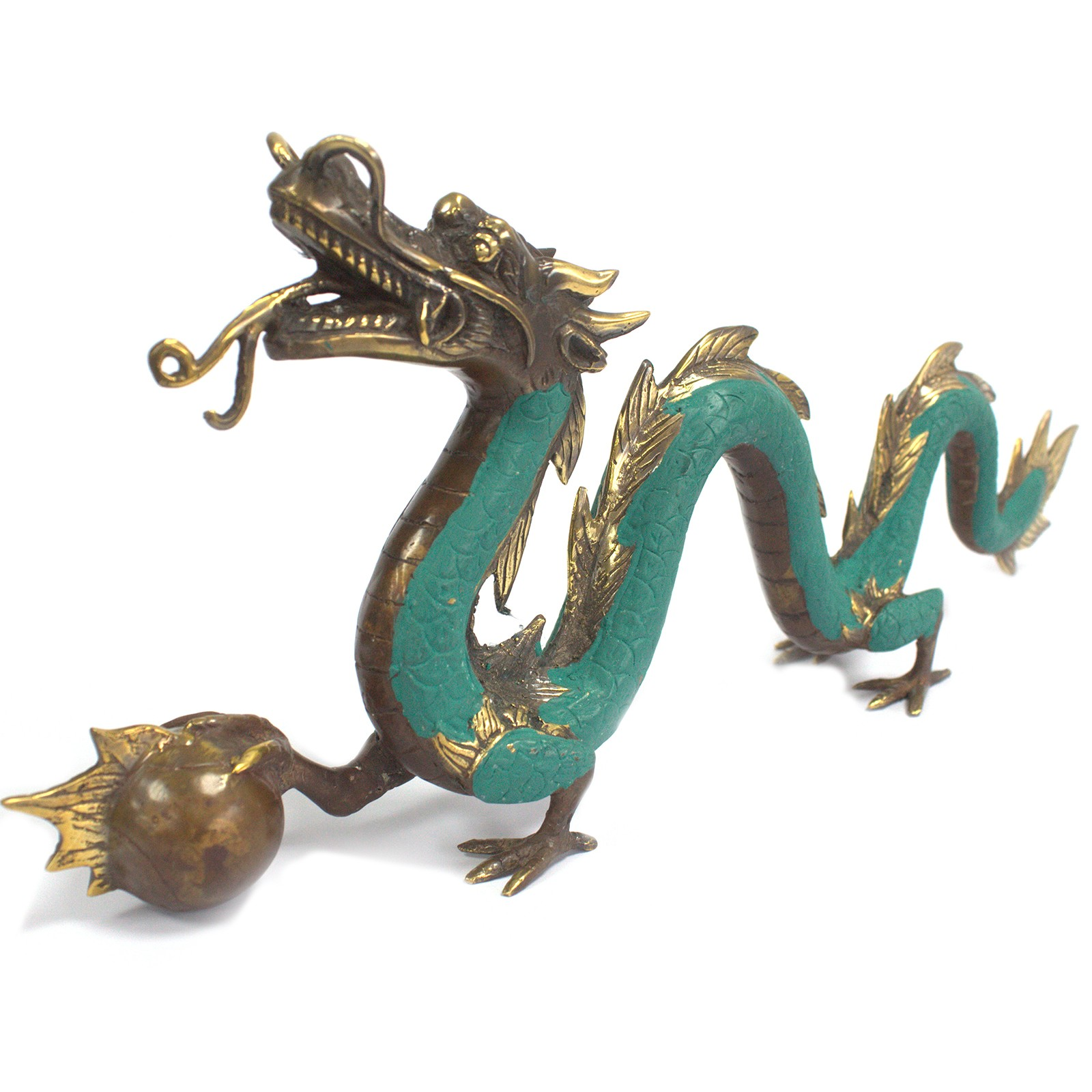 Fengshui - Big Dragon with Ball - 45cm