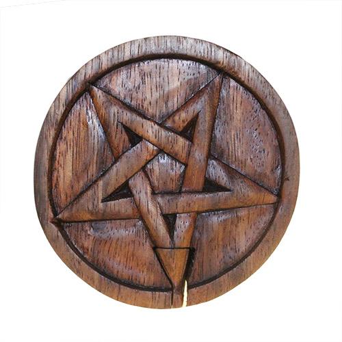 Bali Puzzle Box - Pentagram