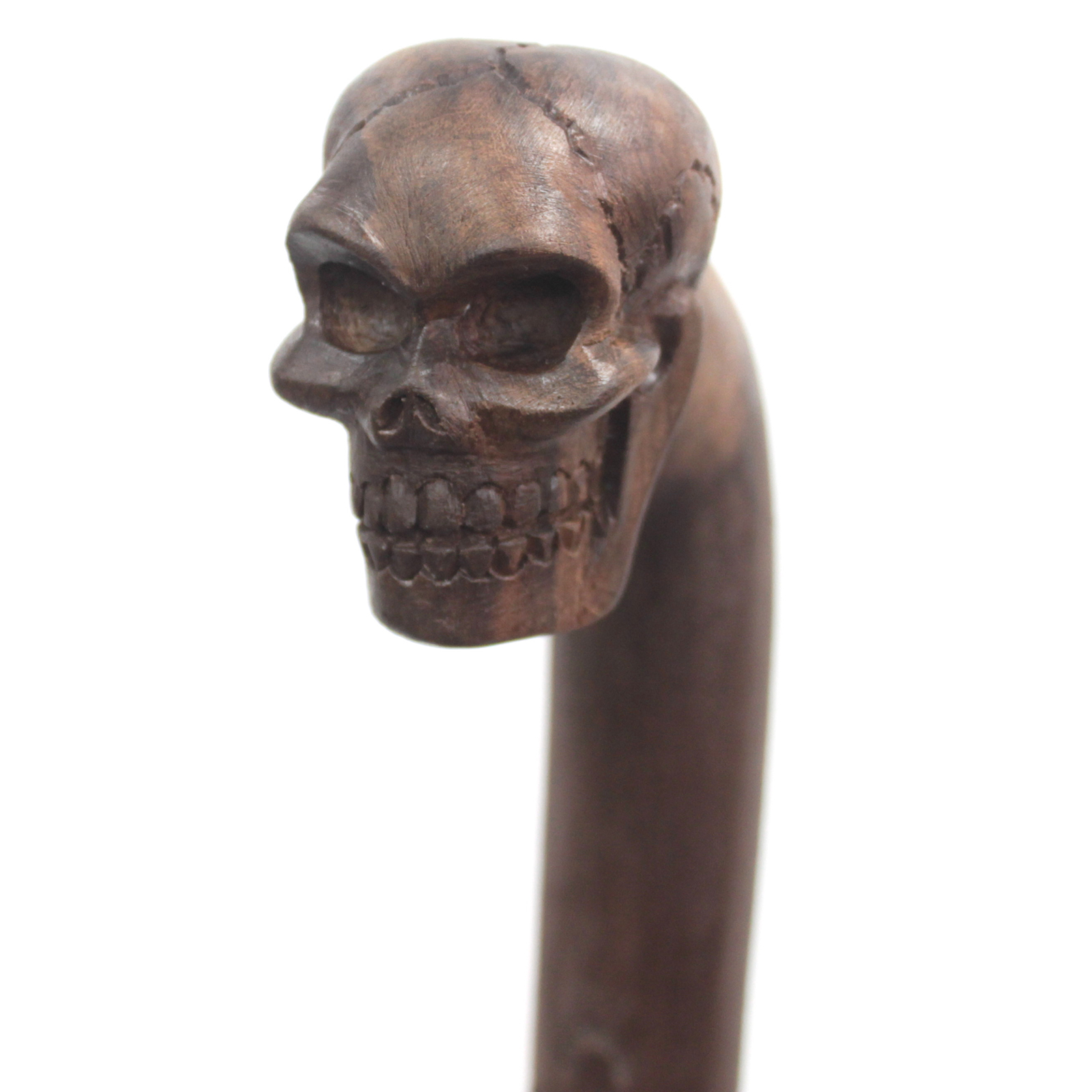 Walking Stick - Skull