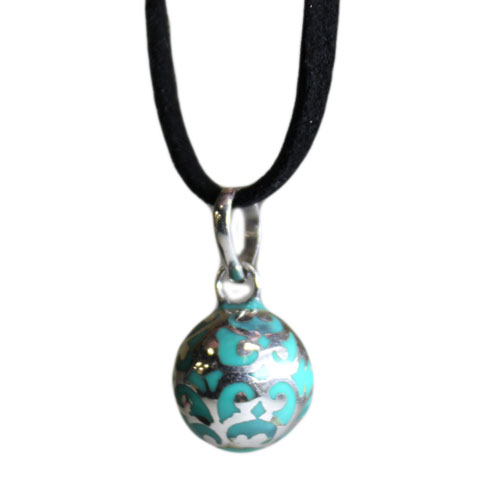 Angel Colours Bell - Teal