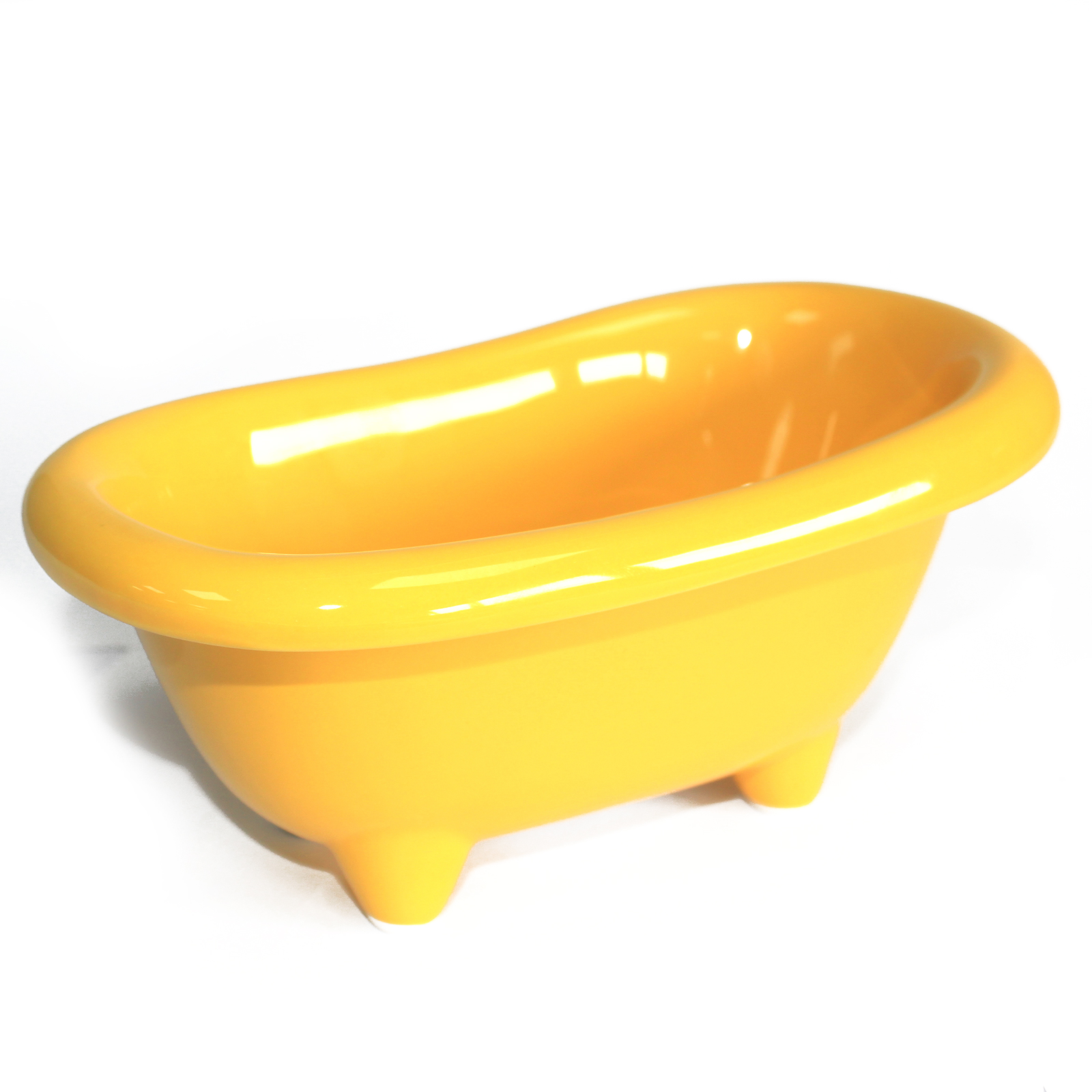 Ceramic Mini Bath - Lemon
