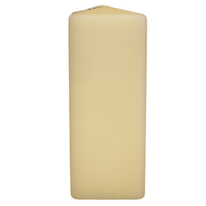Church Candle - Square - 150 x 60 x 60mm