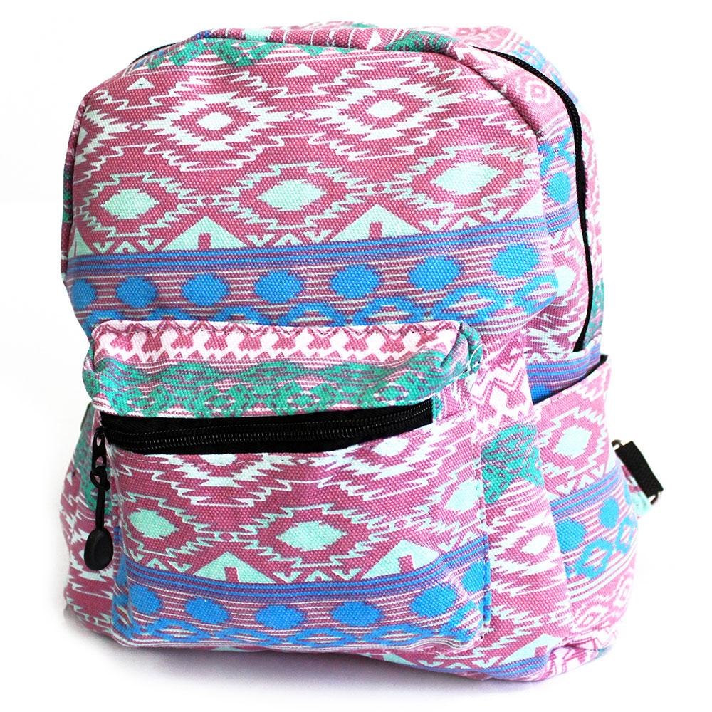 Undersized Backpack - Pink Pastels