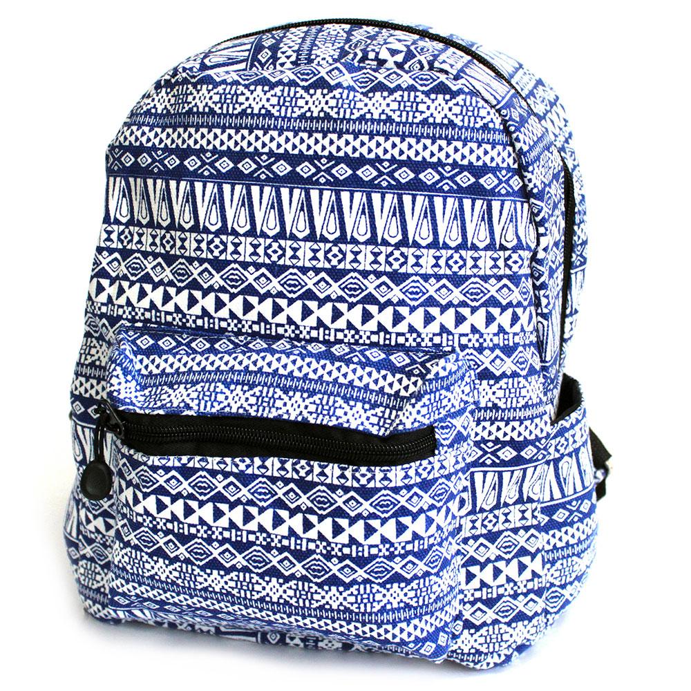 Undersized Backpack - Blue Jazz