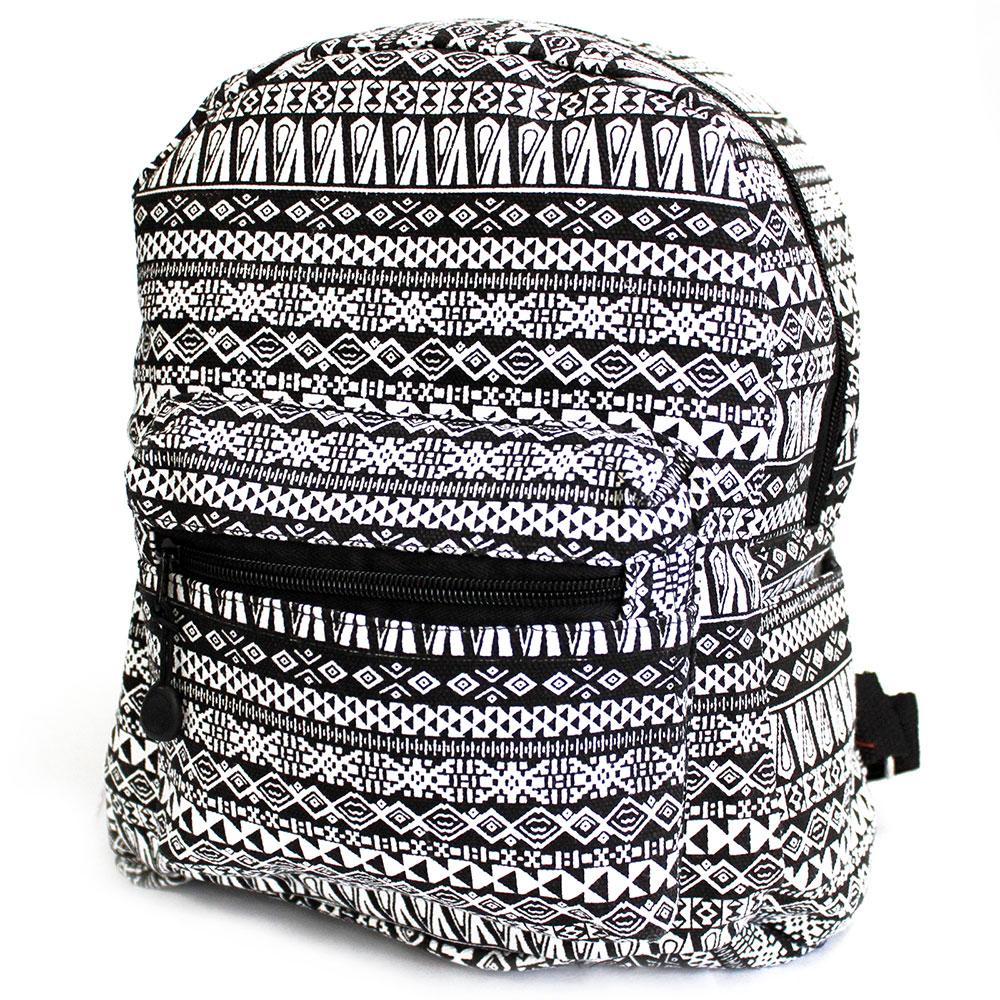 Undersized Backpack - Black Jazz