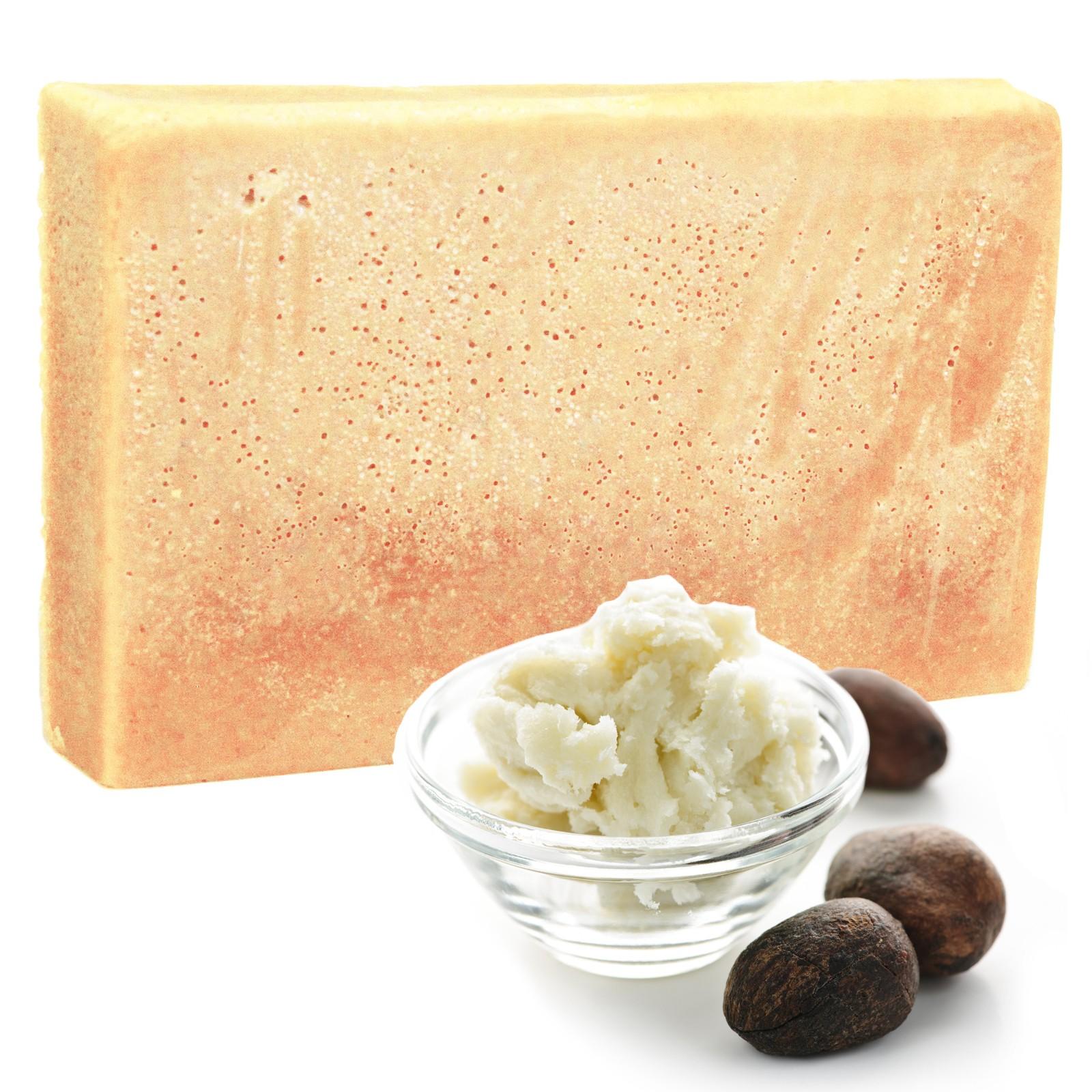 Double Butter Luxury Soap Loaf- Citrusy Oils
