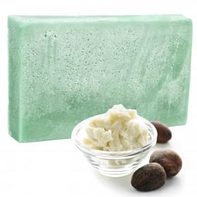Double Butter Luxury Soap Loaf- Minty Oils