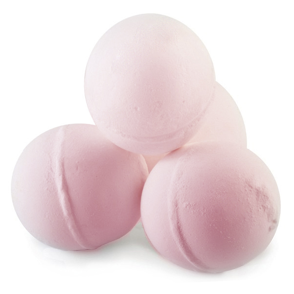 Frankincense & Rose Aromatherapy Bath Bomb