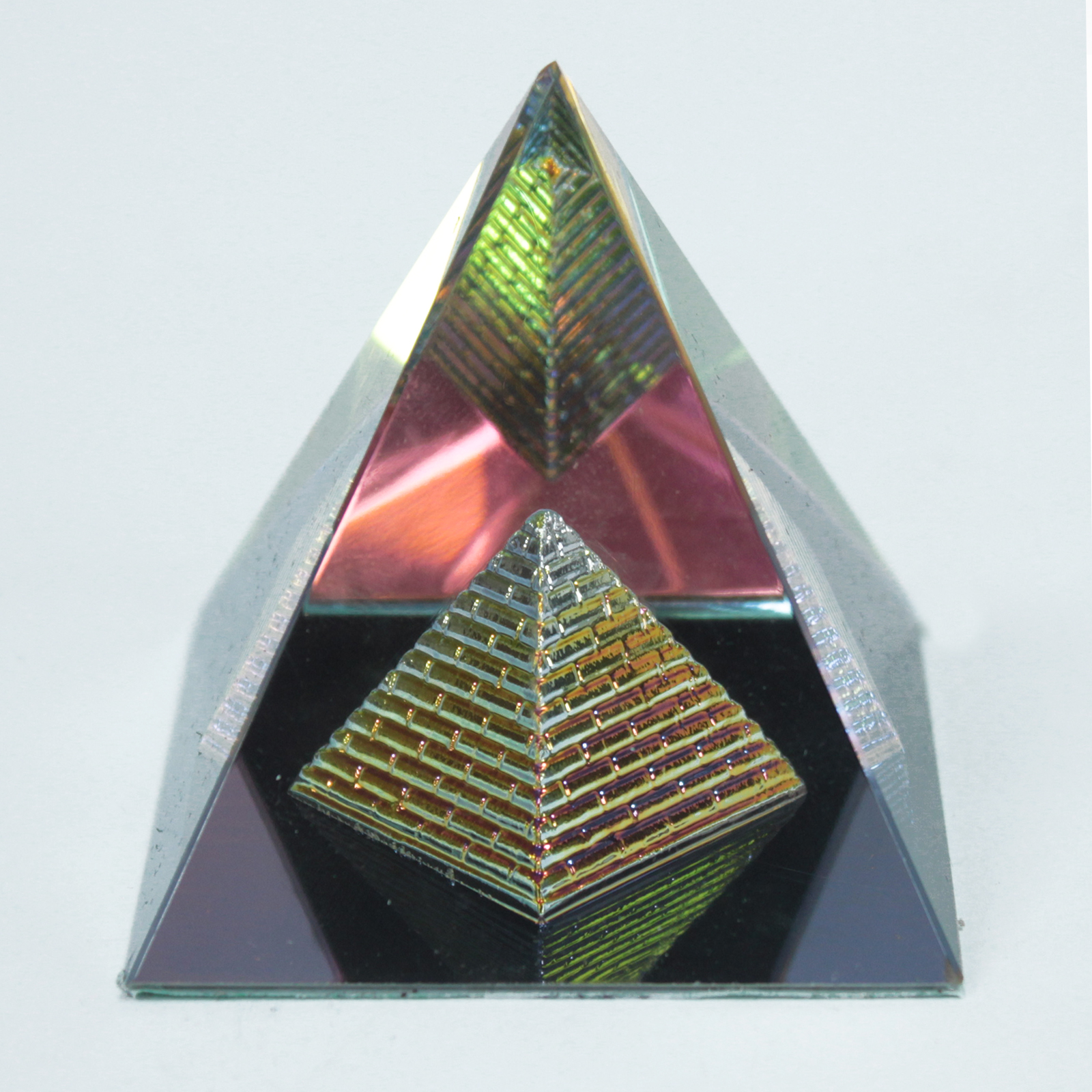 Double Pyramid 60 mm