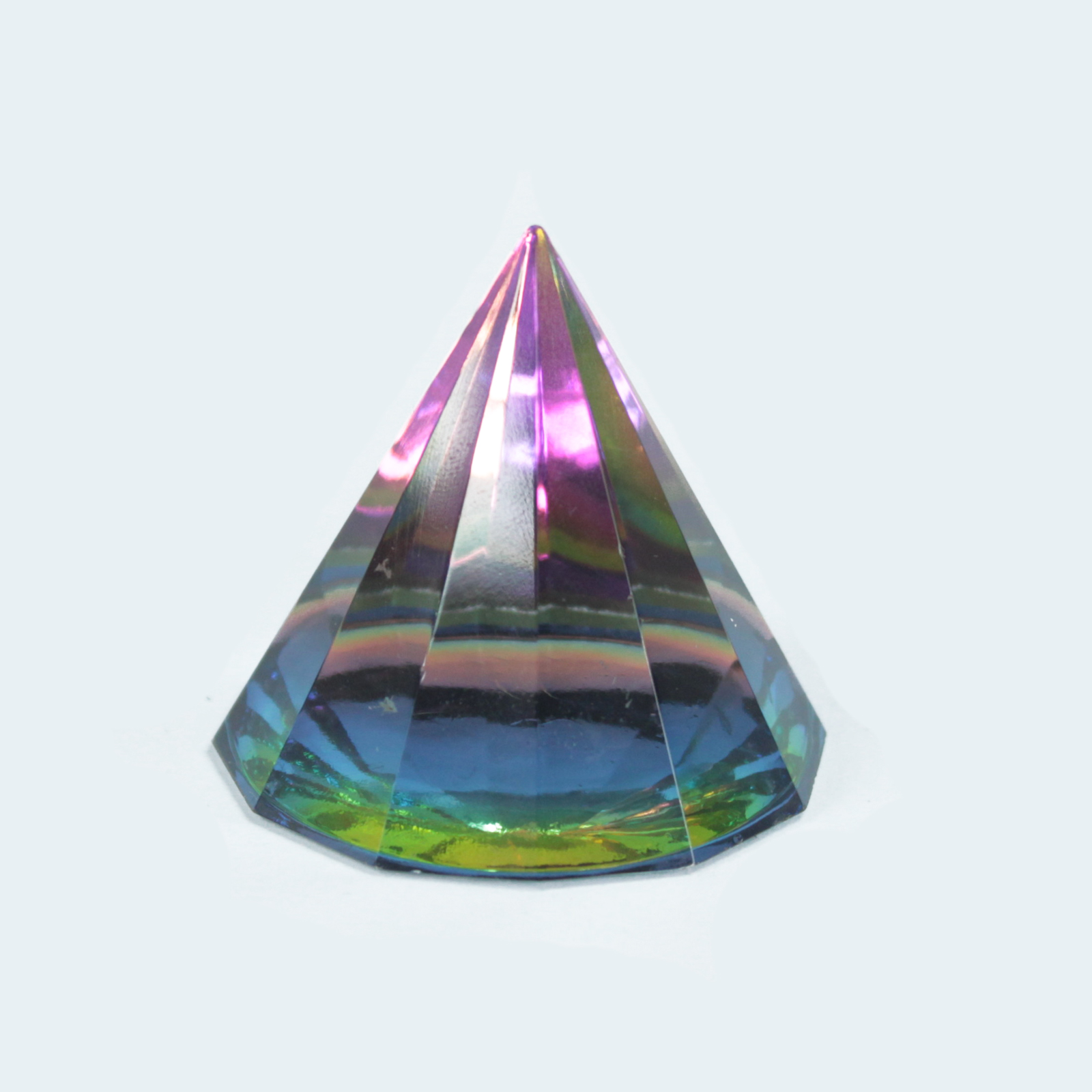 12 sided Magical Pyramid 40 mm
