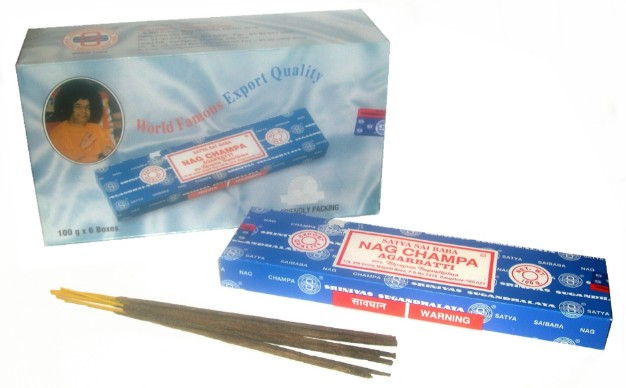 Nag Champa Incense Sticks 100g pack
