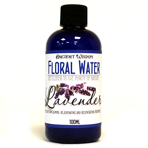 Lavender Flower Water