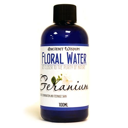 Geranium Flower Water