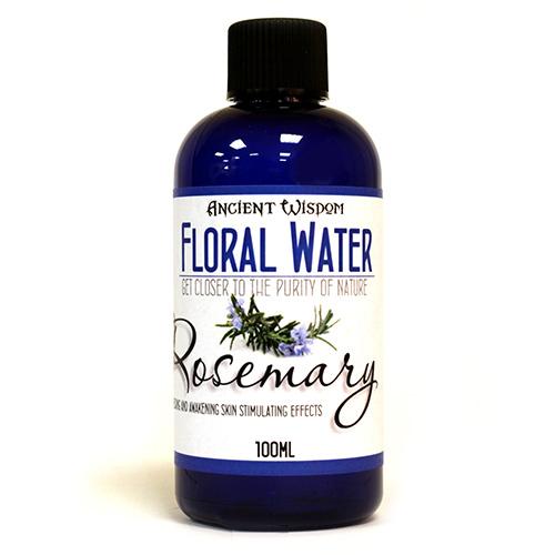 Rosemary Flower Water