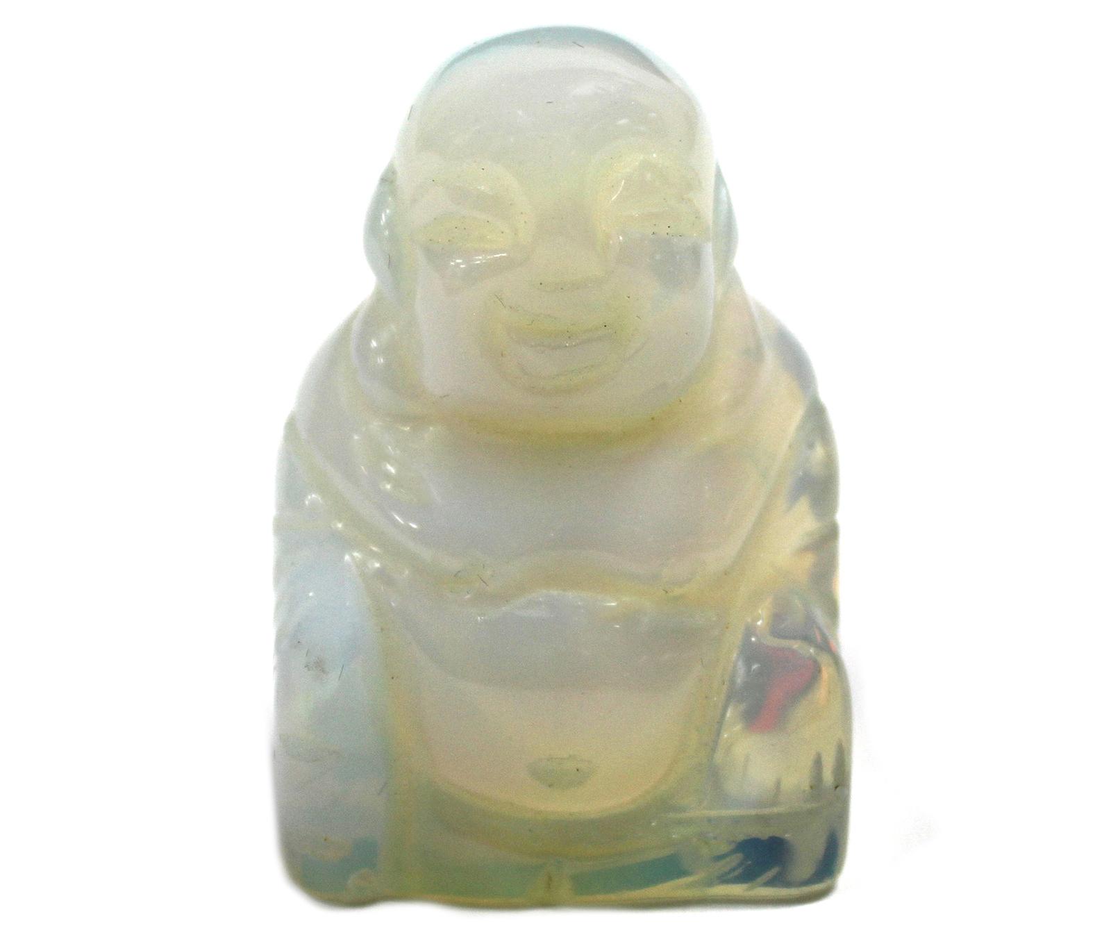 Gemstone Buddha - Opalite