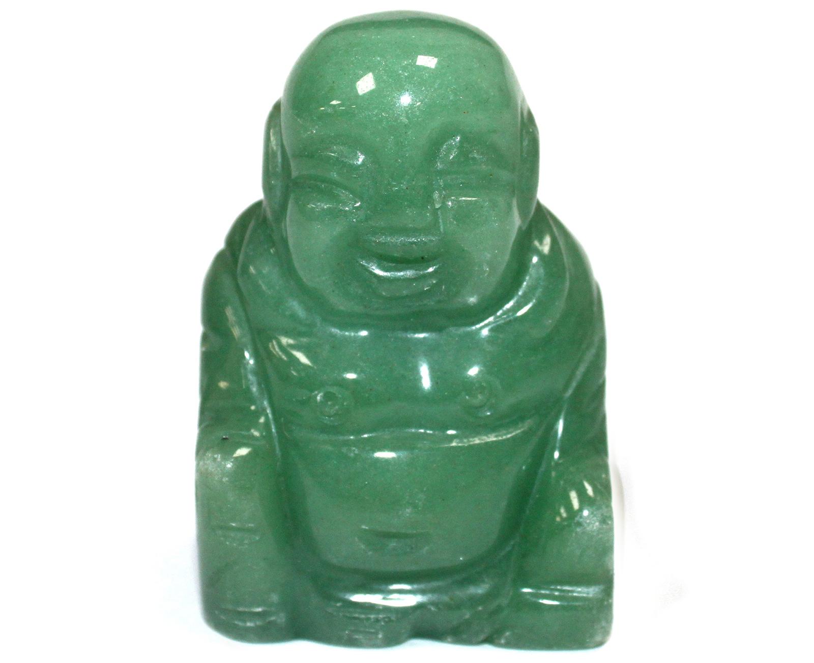 Gemstone Buddha - Jade